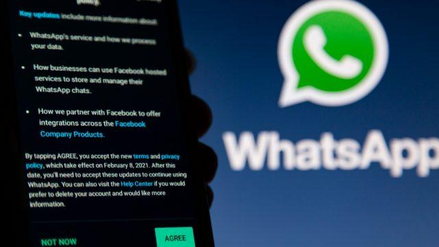 WhatsApp neue Datenschutzbestimmungen