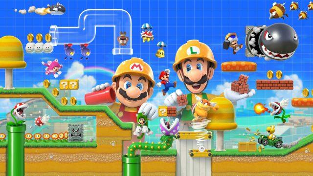 """Mario und Luigi, die Protagonisten der Spielereihe """"Super Mario""""."""