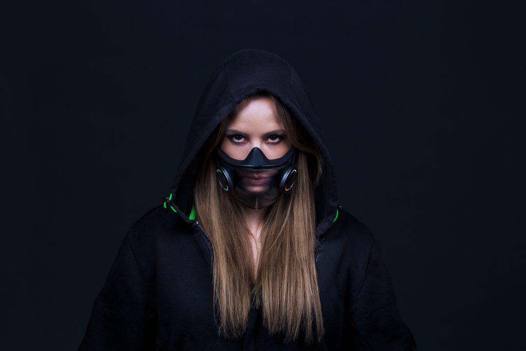 Project Hazel: Der Mundbereich ist durchsichtig