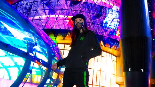Project Hazel: Razer liefert Masken gegen COVID