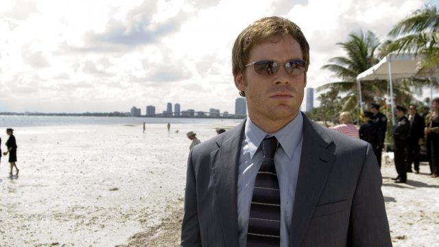 Michael C. Hall in einer Szene aus Dexter