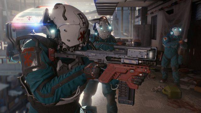 """Screenshot von """"Cyberpunk 2077"""""""