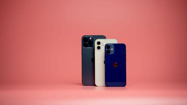 iPhone-12-Modelle