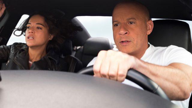 Fast and Furious 9 mit Vin Diesel und Michelle Rodriguez