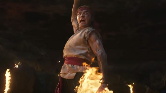 Screenshot aus dem Mortal-Kombat-Trailer