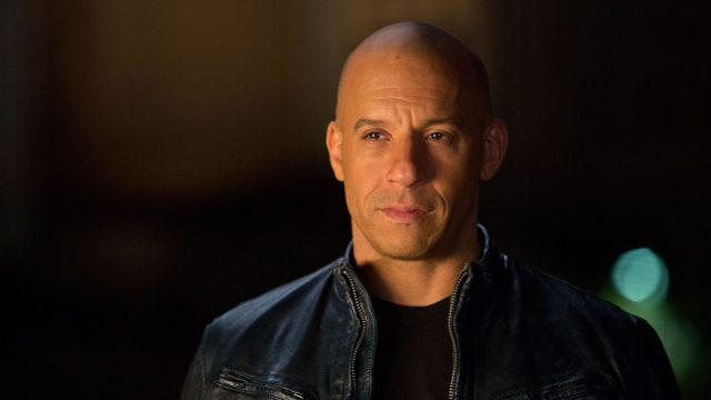 Vin Diesel in The Fast and the Furious Teil 6