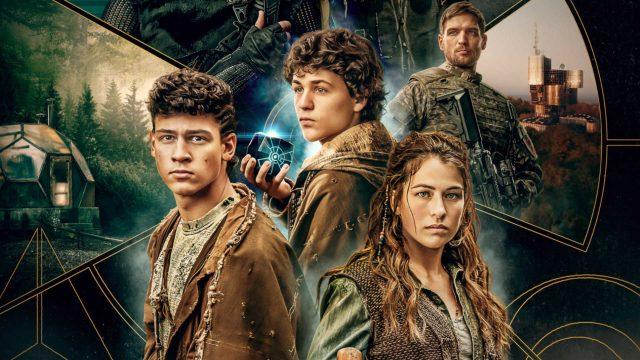 Tribes of Europa, Netflix