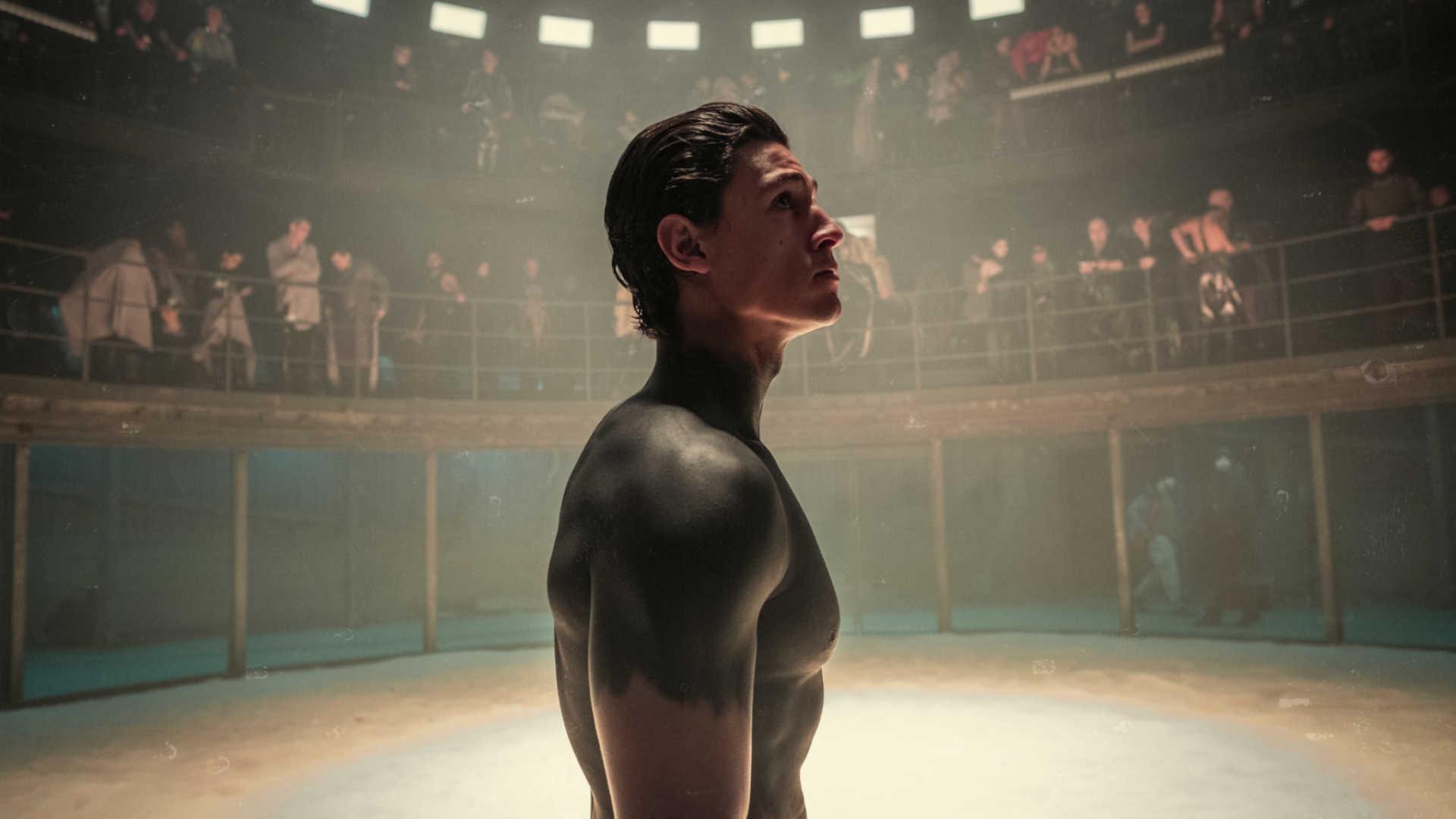 Emilio Sakraya als Kiano und Netflix' Tribes of Europa