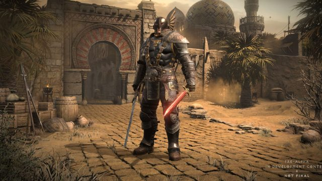 "Screenshot von ""Diablo 2: Resurrected"""