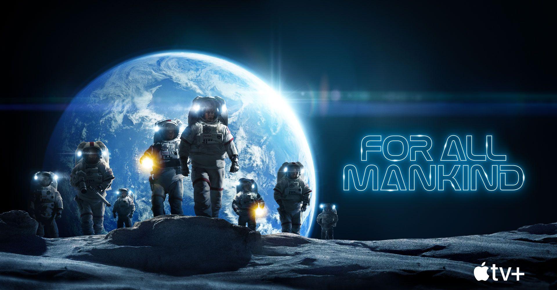 """Promobild zu Staffel 2 von """"For All Mankind""""."""
