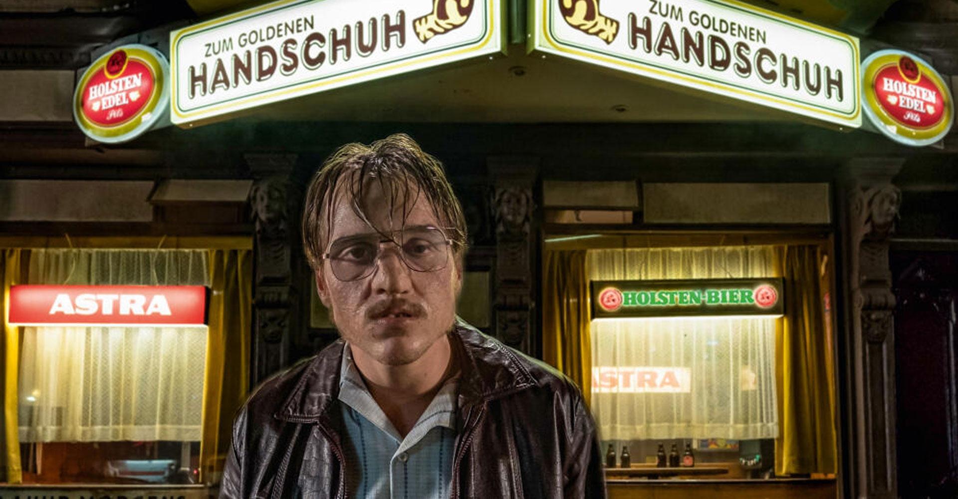 Jonas Dassler in der goldene Handschuh