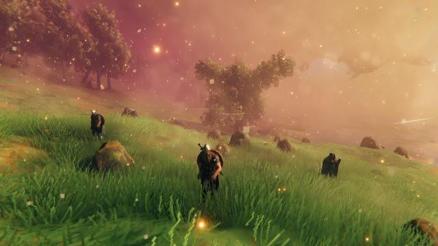 Screenshot von Valheim