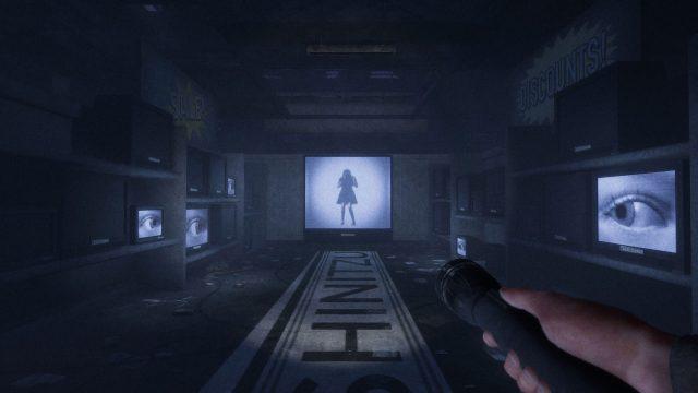 Ein Screenshot aus dem Spiel In Sound Mind