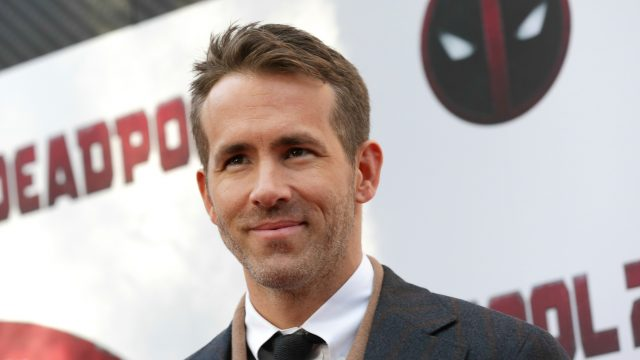 Ryan Reynolds Deadpool 2