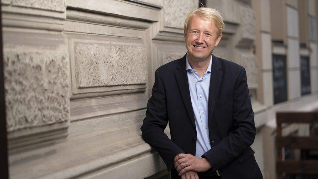 Christian Berg, Geschäftsführer AllBright Stiftung