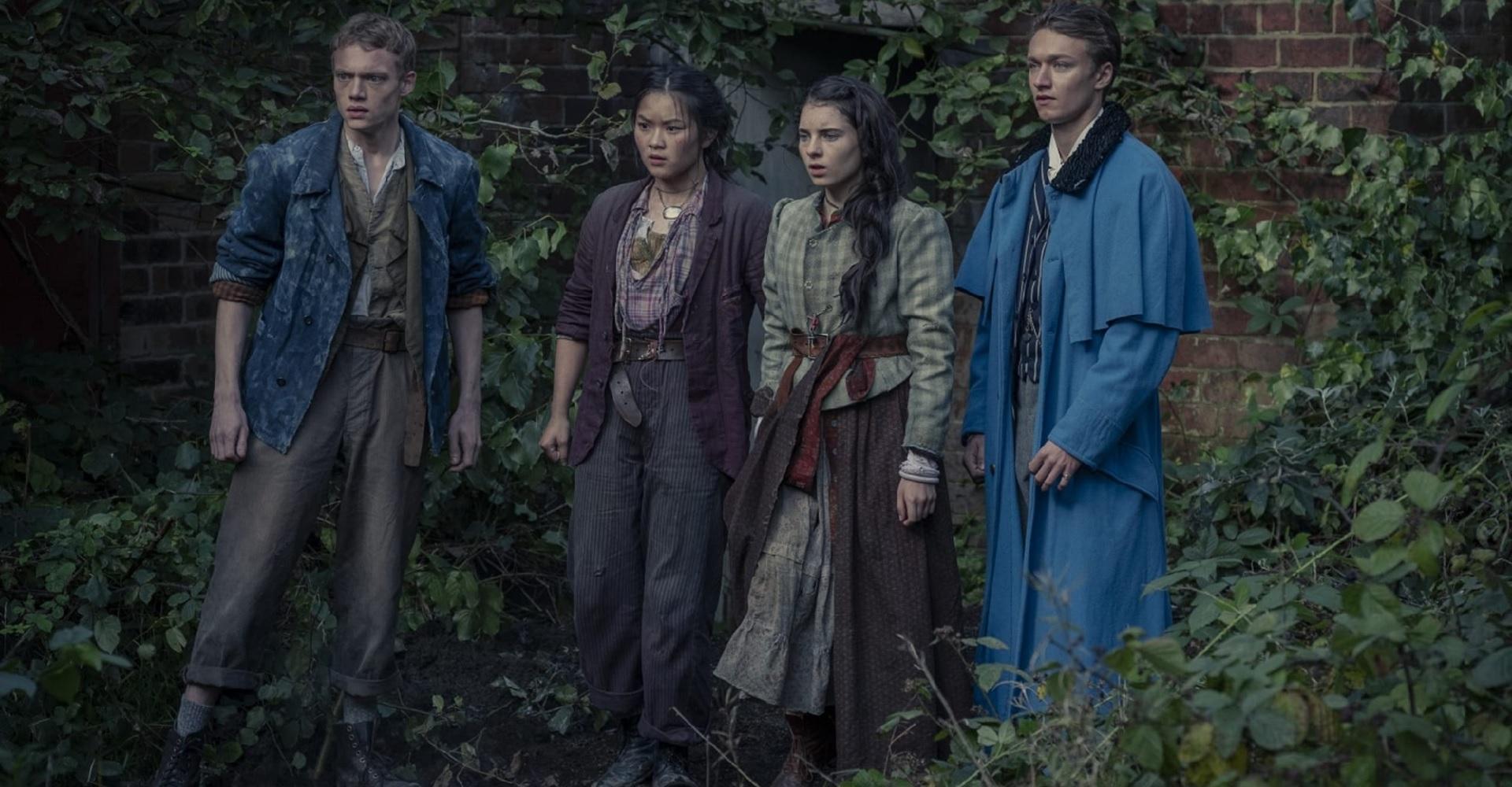 Der Cast von Die Bande aus der Baker Street