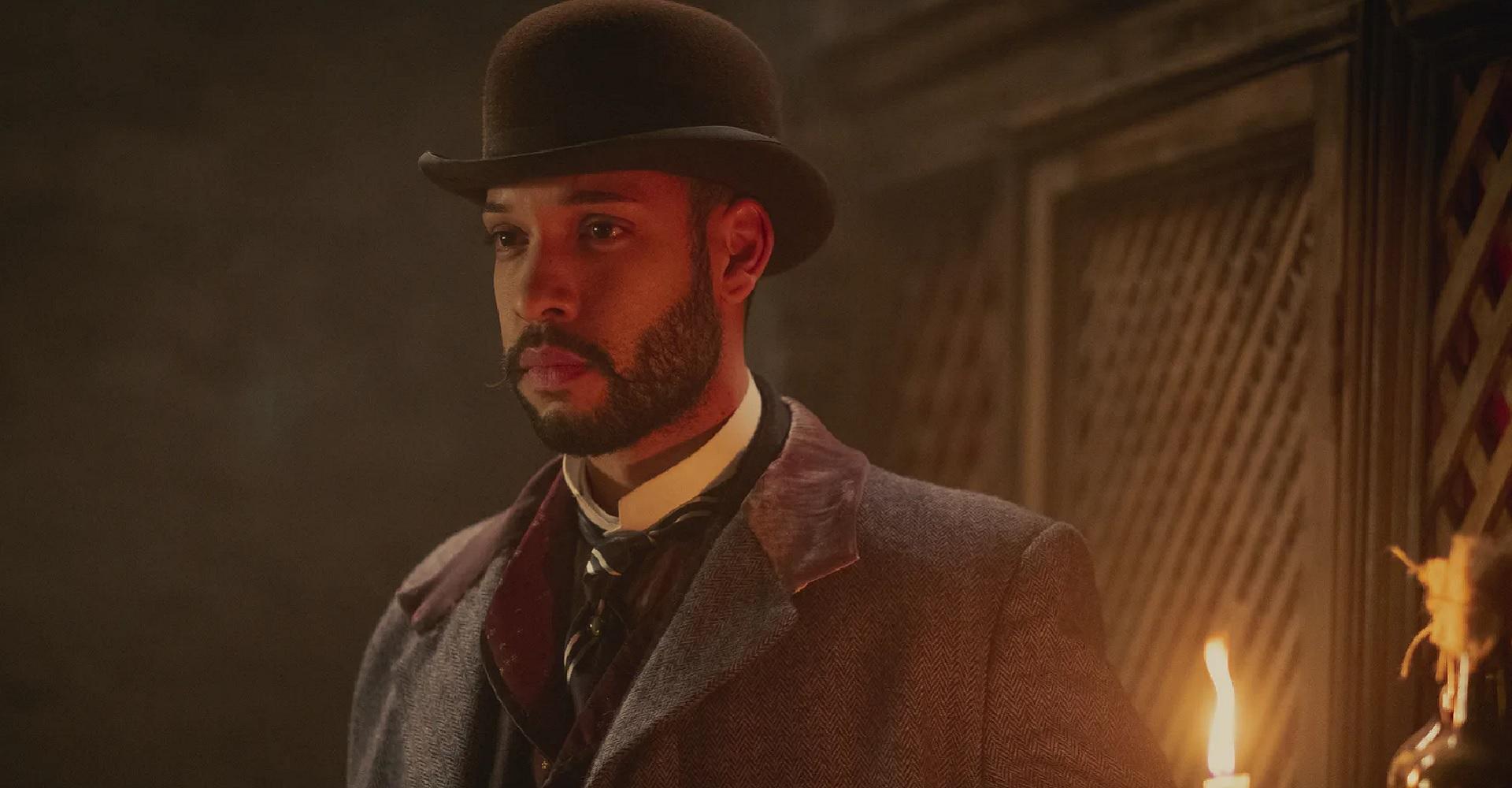 Royce Pierreson in Die Bande aus der Baker Street
