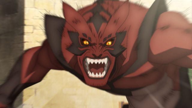"""Bild aus der Netflix-Animeserie """"DOTA: Dragon's Blood"""""""