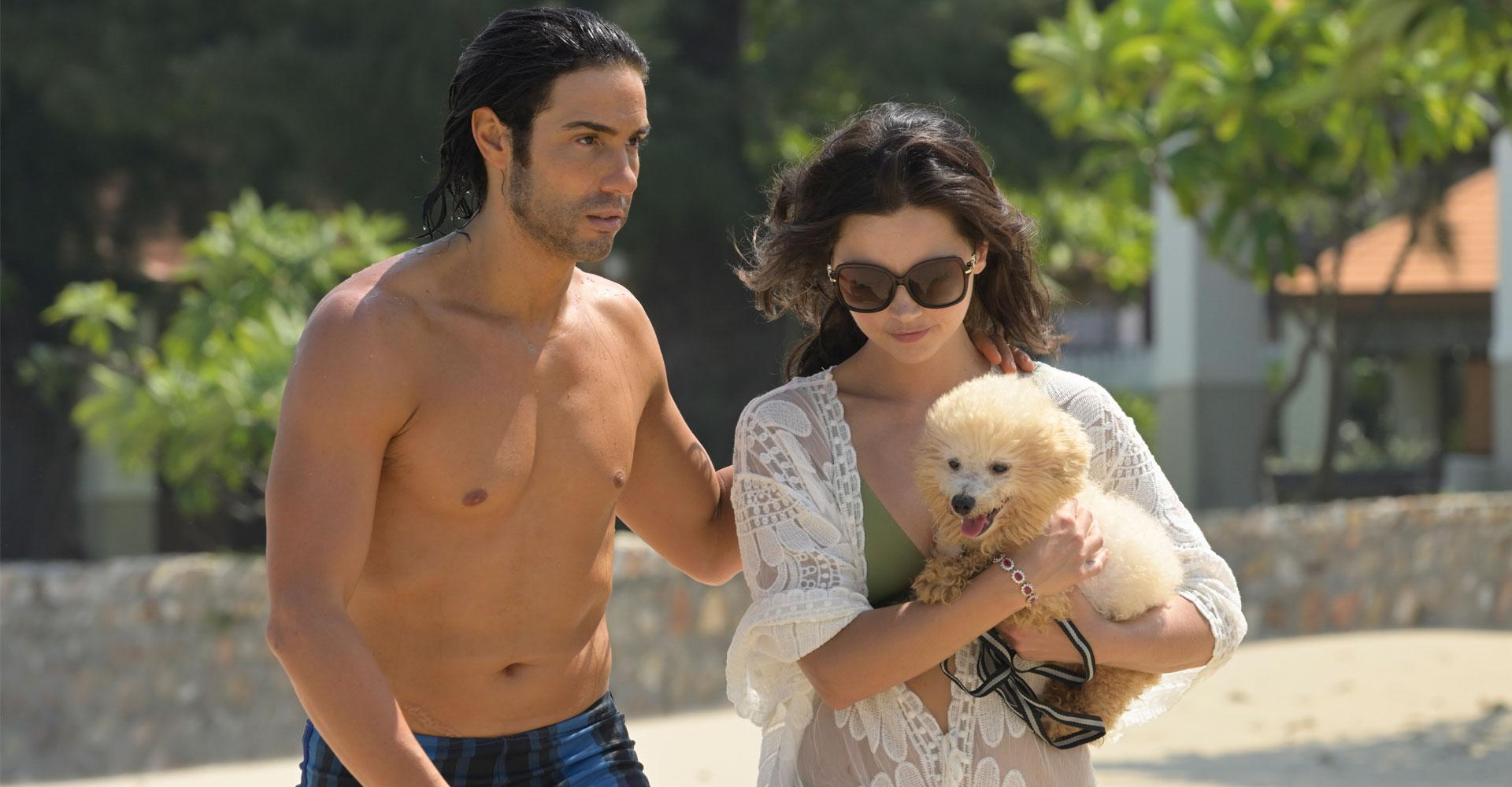 Tahar Rahim und Jenna Coleman in Die Schlange
