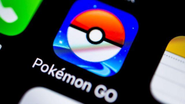 Das App-Symbol von Pokémon Go.