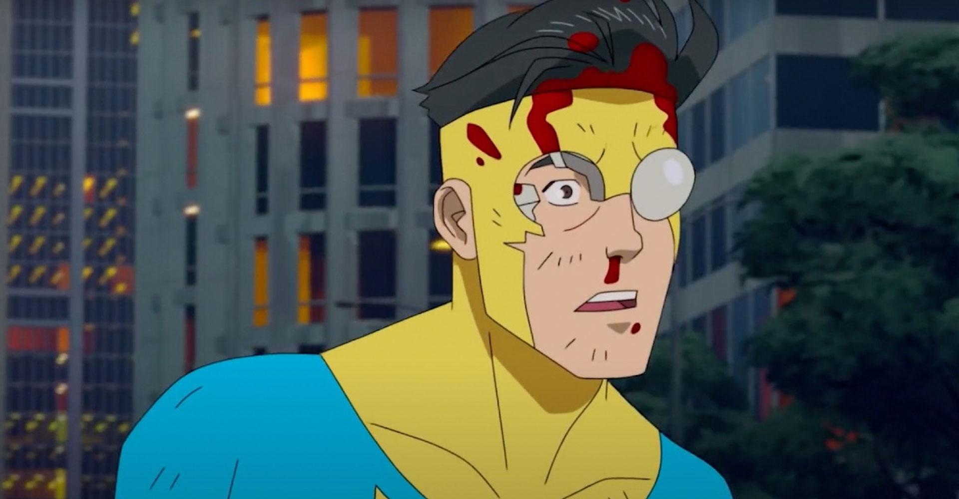 Invincible: Amazon-Start & alles zu Staffel 2 der blutigen Superhelden-Serie