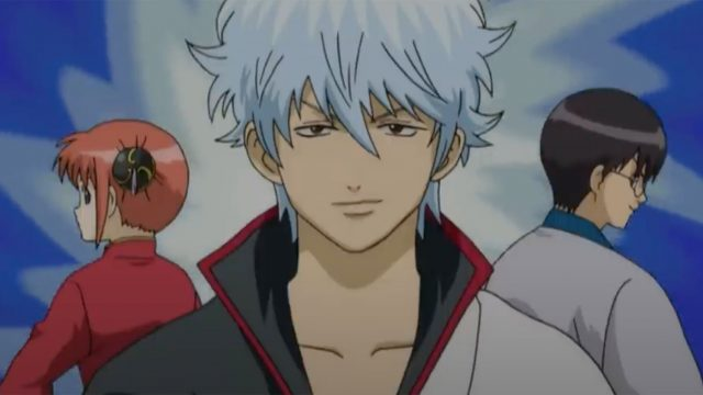 Asami Yaguchi im Anime Gintama