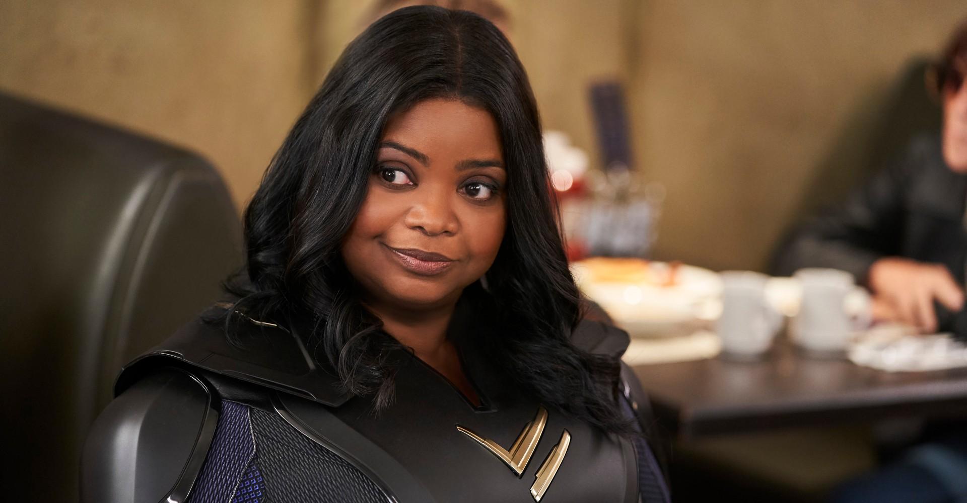 Octavia Spencer in Thunder Force