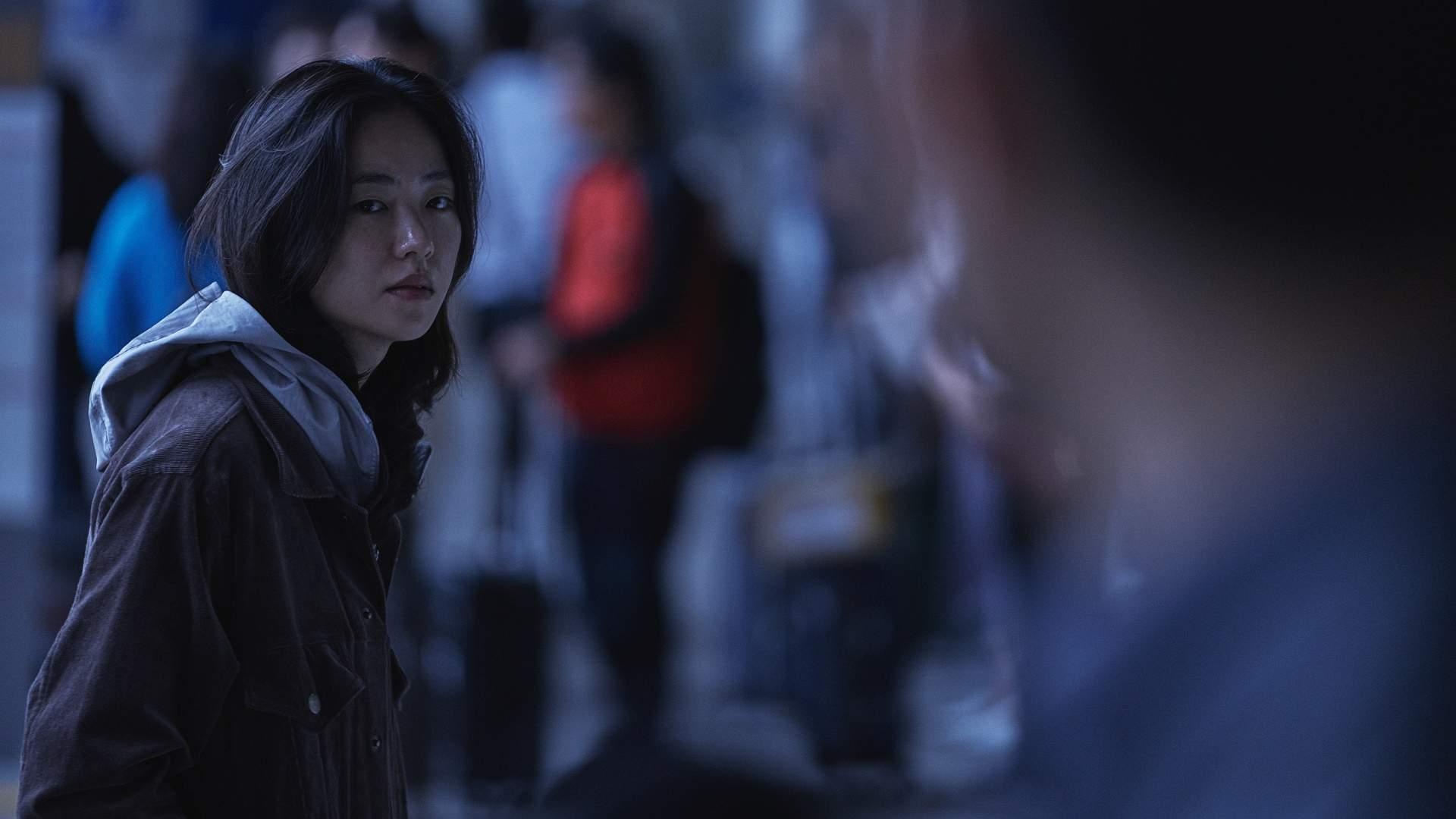 Yeo-bin Jeon in Night in Paradise