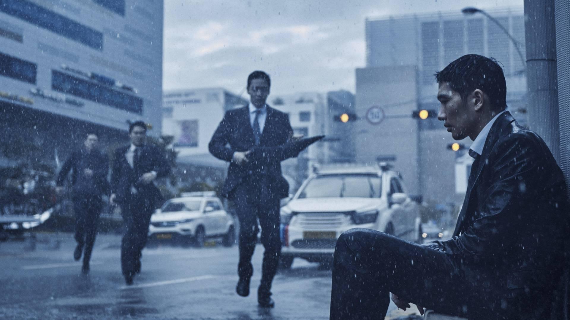 Tae-goo Eom als Tae-gu in Night in Paradise