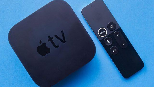 Apple TV 4K, der Vorgänger des Apple TV 6