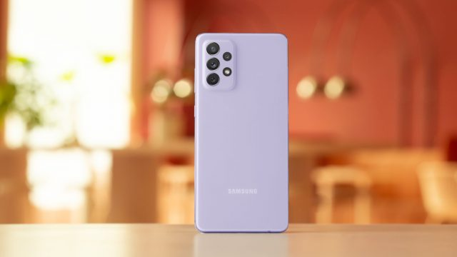 Das Samsung Galaxy A72