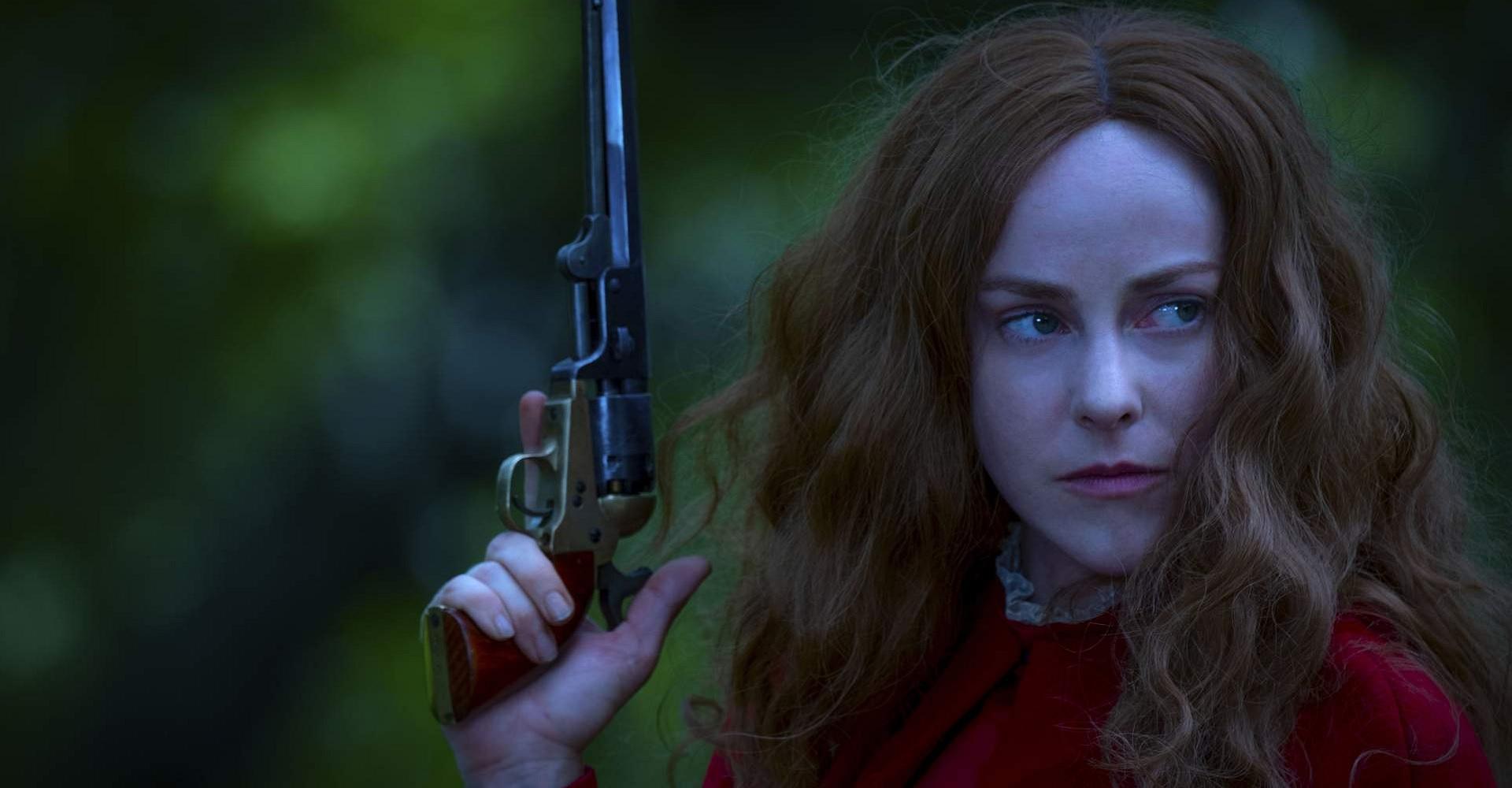 Jena Malone in Antebellum