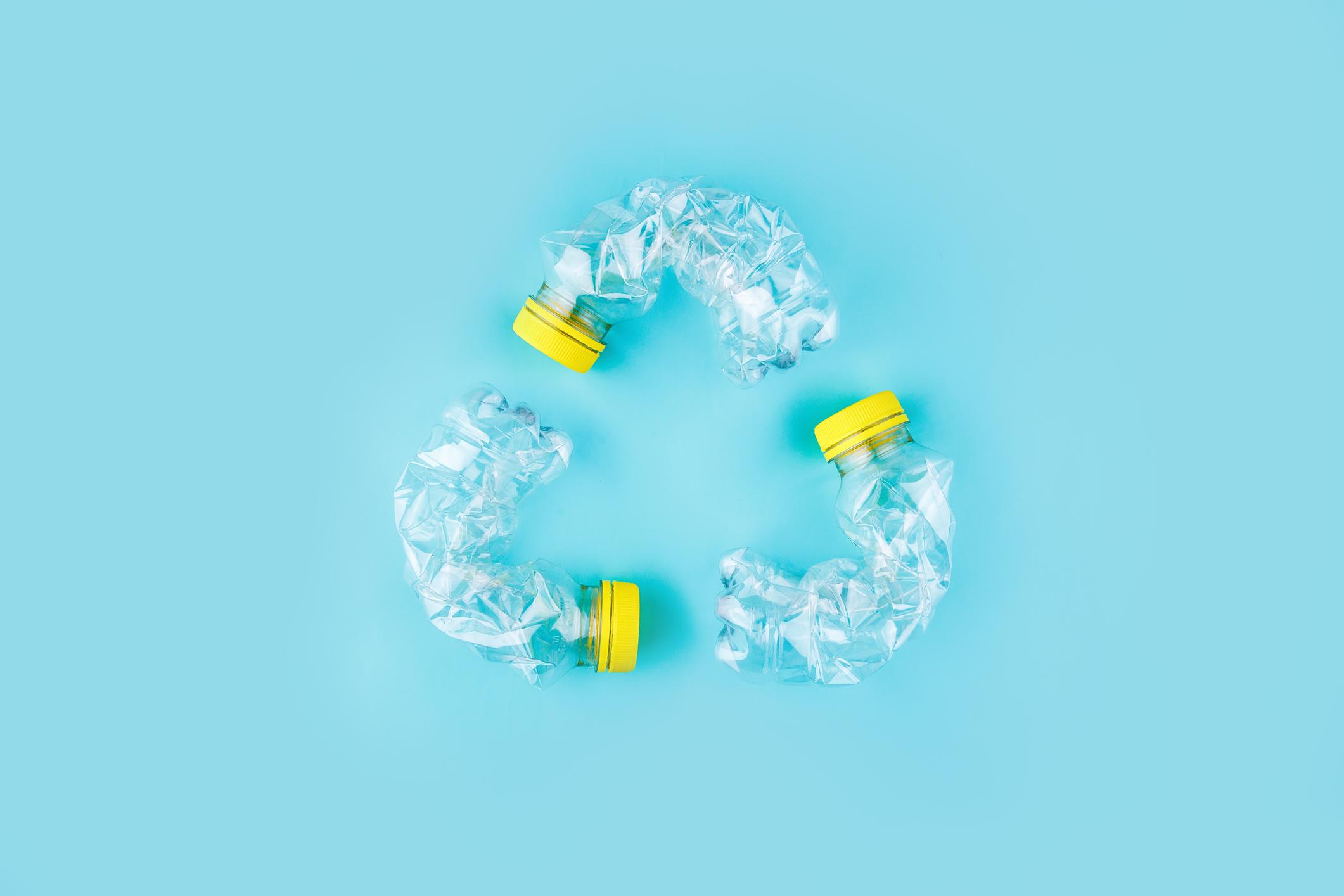 Die Verwertungsquote von Kunststoff liegt aktuell unter 50 Prozent.