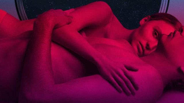 Poster des Amazon-Prime-Films Voyagers