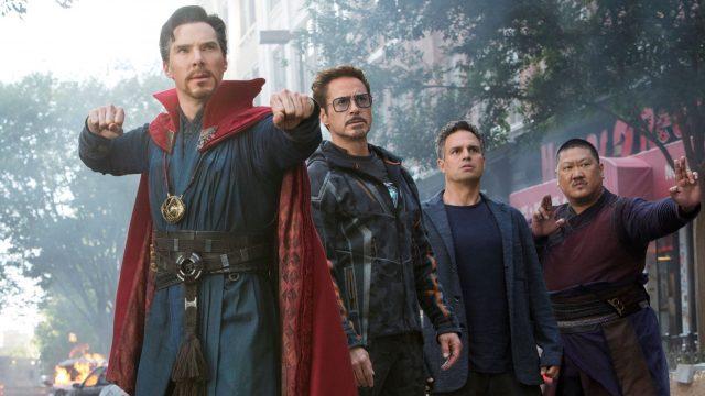 MCU Reihenfolge: Doctor Strange, Iron Man, Hulk, Avengers Infinity War