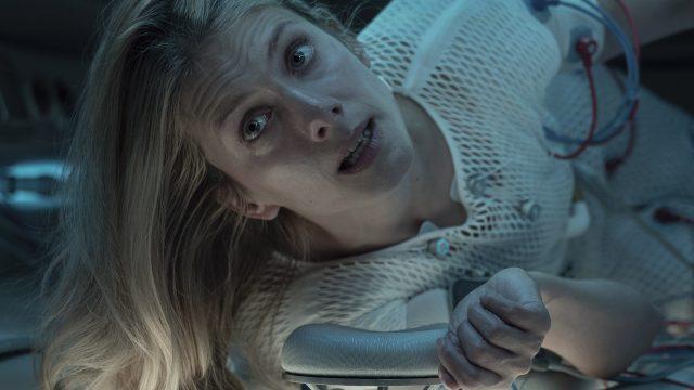Mélanie Laurent im Netflix-Thriller Oxygen