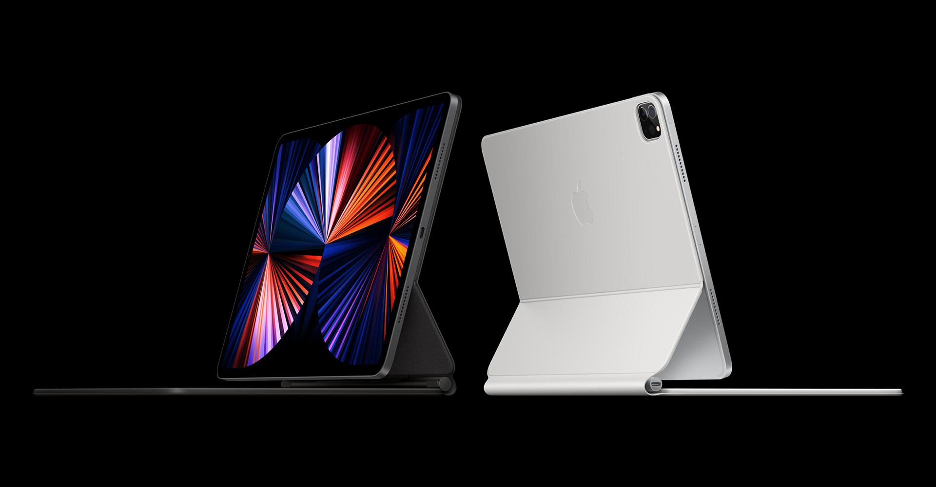 2 iPad Pro (2021) inklusive Magic Keyword und Apple Pencil