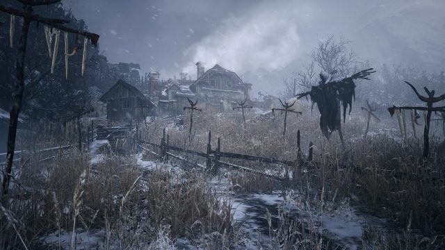 Das Dorf-Setting des neuen Horror-Survival-Games