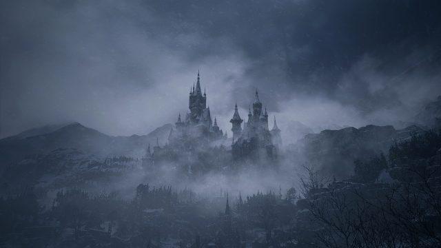 Das Schloss in Resident Evil Village
