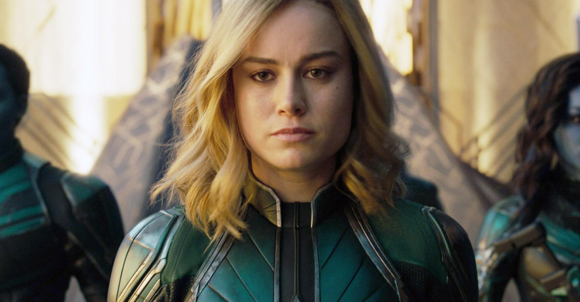 Brie Larson in Captain Marvel (MCU Phase 4)