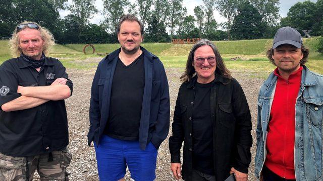 Gründer, Produzent und Schauspieler von The Story of Wacken