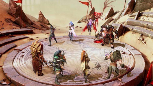 Einige der Helden in Raid: Shadow Legends