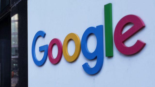 Logo des Android-12-Entwicklers Google