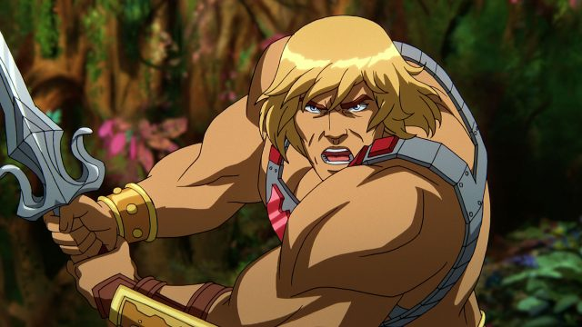 He-Man in der Netflix-Serie Masters of the Universe: Revelation