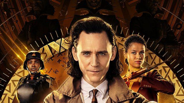 Poster der Disney+-Serie Loki