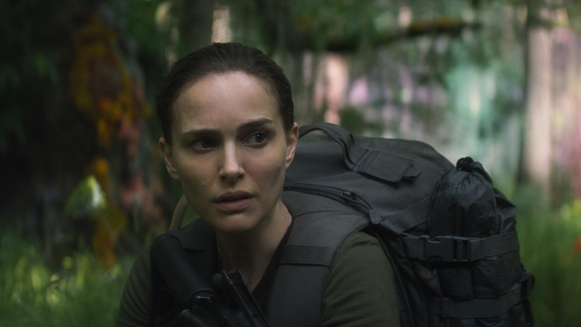 "Natalie Portman im Film ""Auslöschung"""