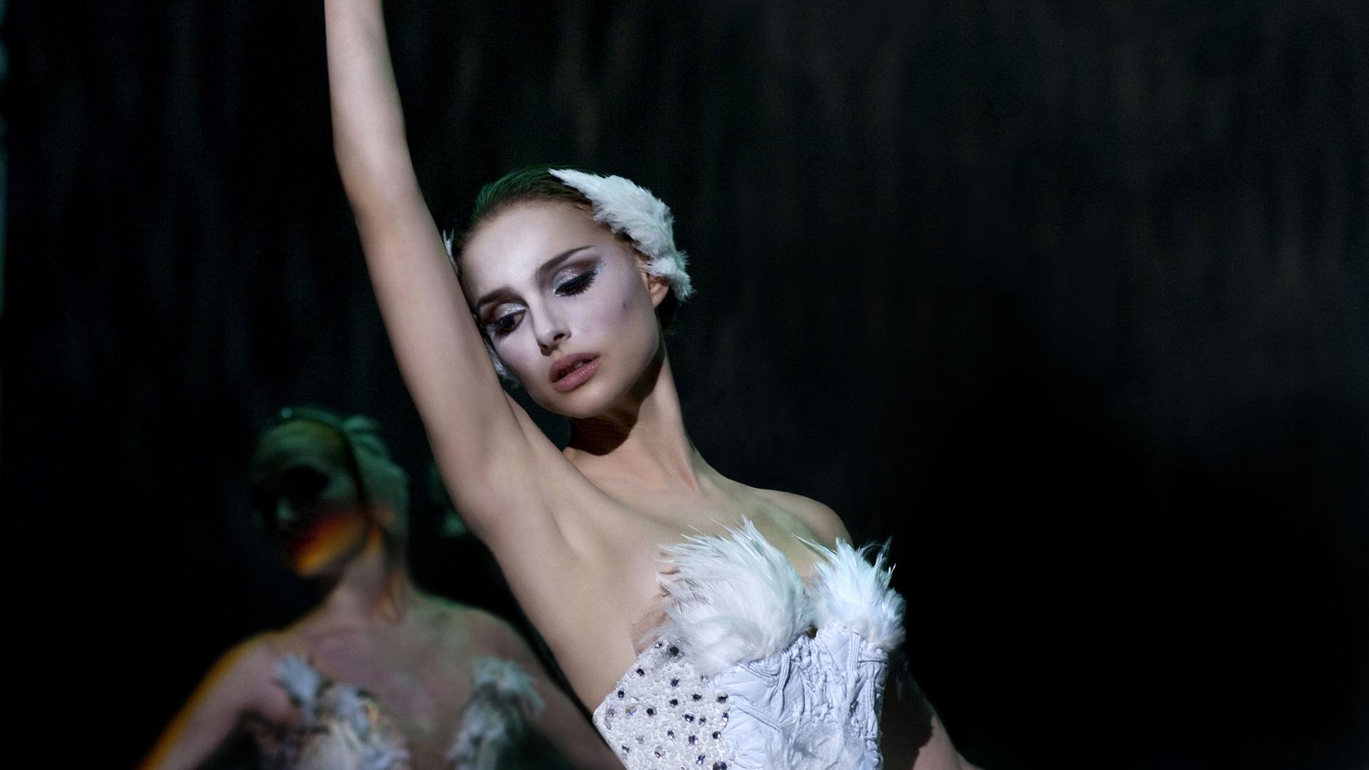 """Natalie Portman als Balletttänzerin im Film """"Black Swan"""""""