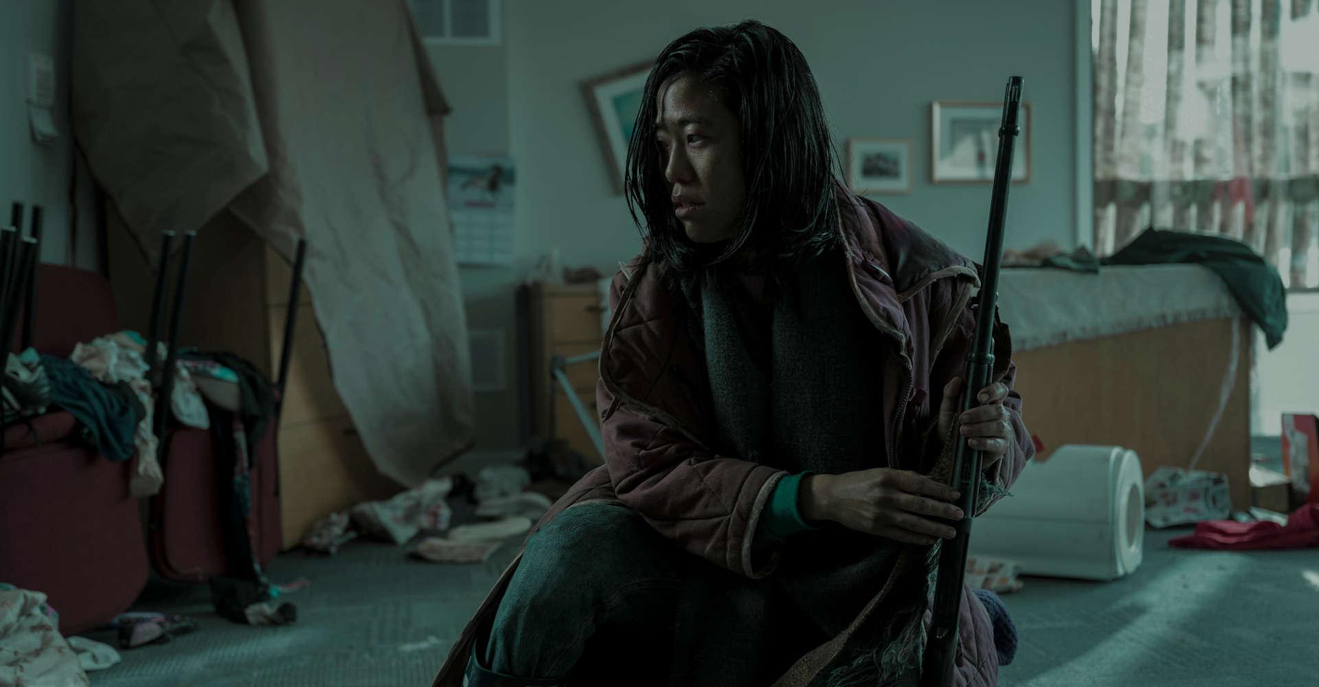 Christine Lee in der Netflix-Serie Black Summer.