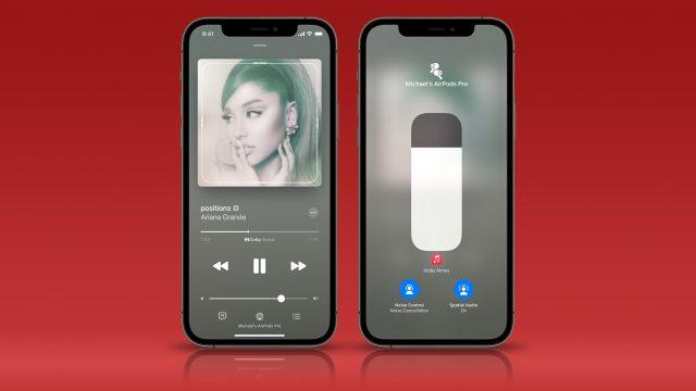 Vorschaubild zu Spatial Audio am iPhone