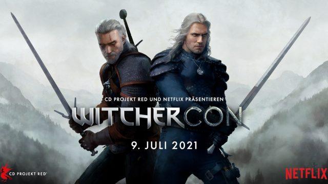 WitcherCon 2021: Alle Infos zum Online-Event von Netflix & CD Projekt Red